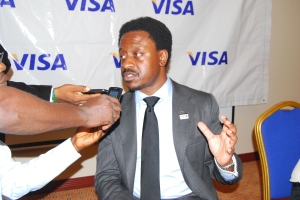 Visa Country Director, Sub-sharan Africa, Ade Ashaye